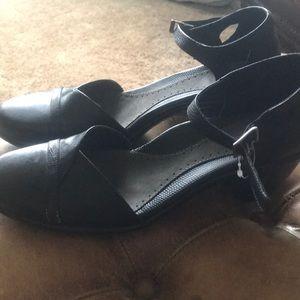 Dansko women black shoes US 10 eur 40